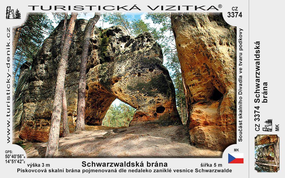 Schwarzwaldská brána