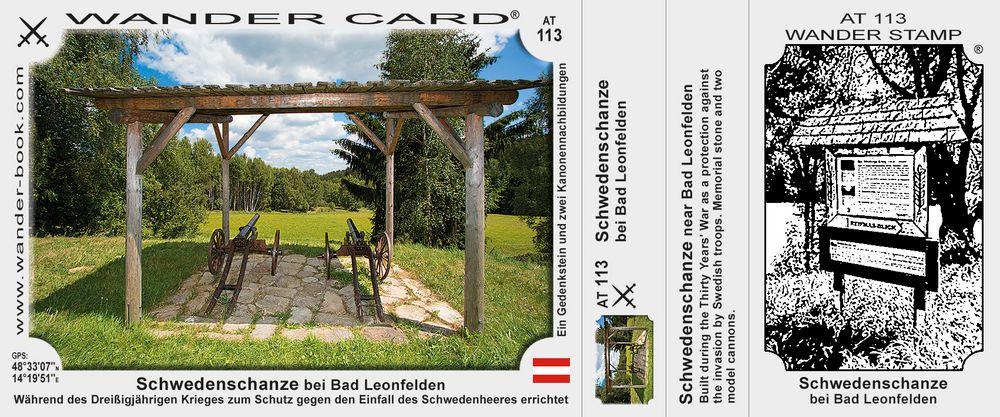 Schwedenschanze bei Bad Leonfelden