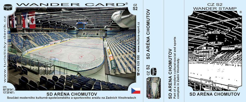 SD aréna Chomutov