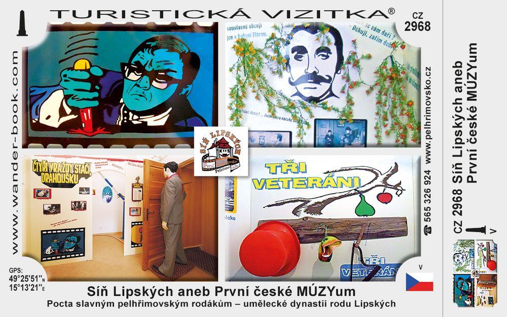 MÚZYum LIPSKÝCH