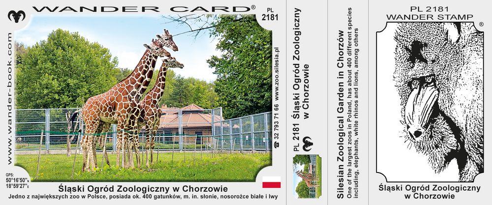 Śląski Ogród Zoologiczny w Chorzowie