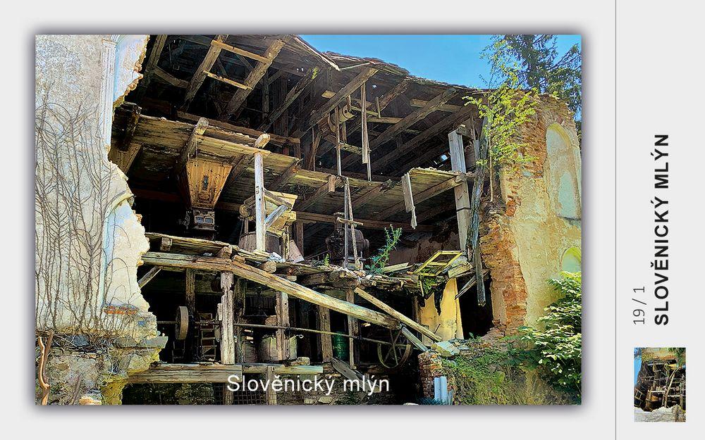 Slověnický mlýn
