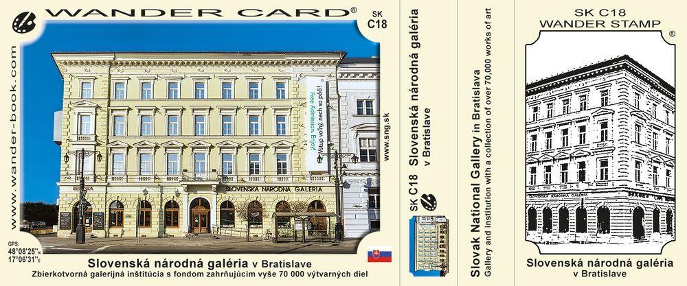 Slovenská národná galéria v Bratislave