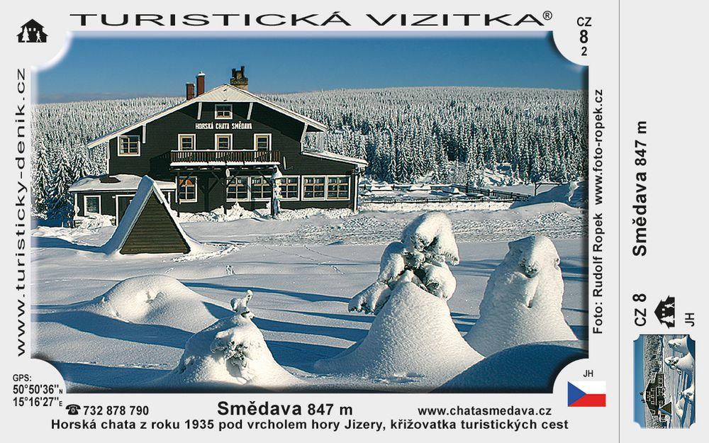 Horská chata Smědava