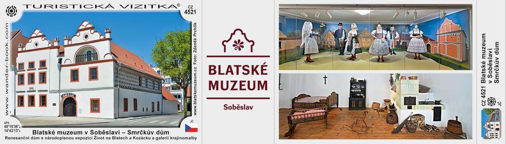 Soběslav Smrčkův dům