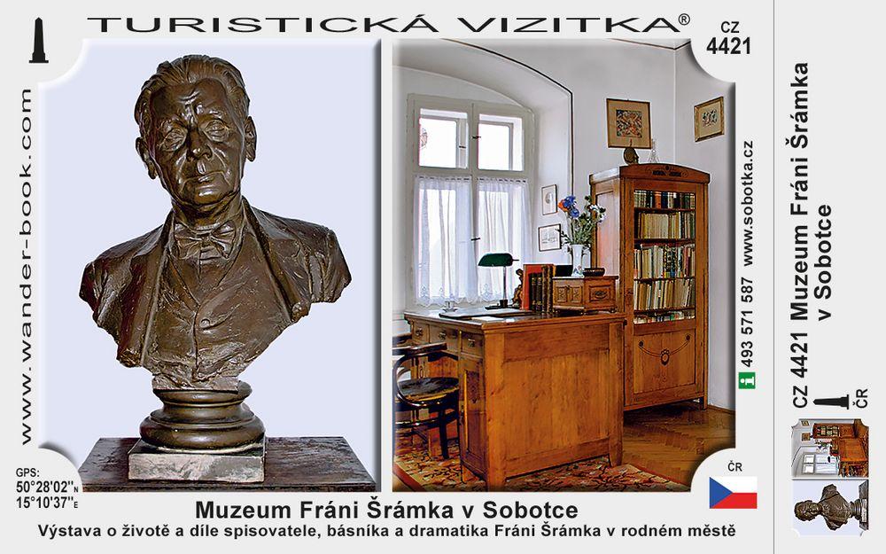 Muzeum Fráni Šrámka v Sobotce