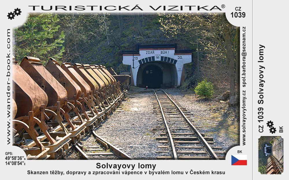 Solvayovy lomy