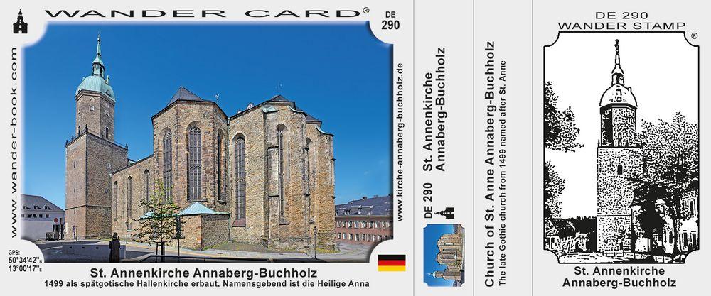 St. Annenkirche Annaberg-Buchholz