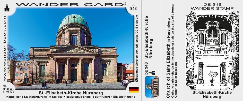 St.-Elisabeth-Kirche Nürnberg