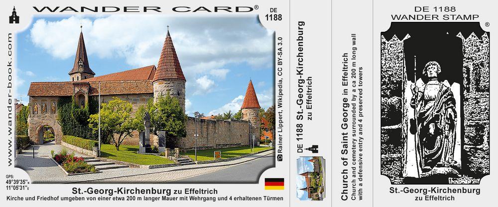 St.-Georg-Kirchenburg zu Effeltrich