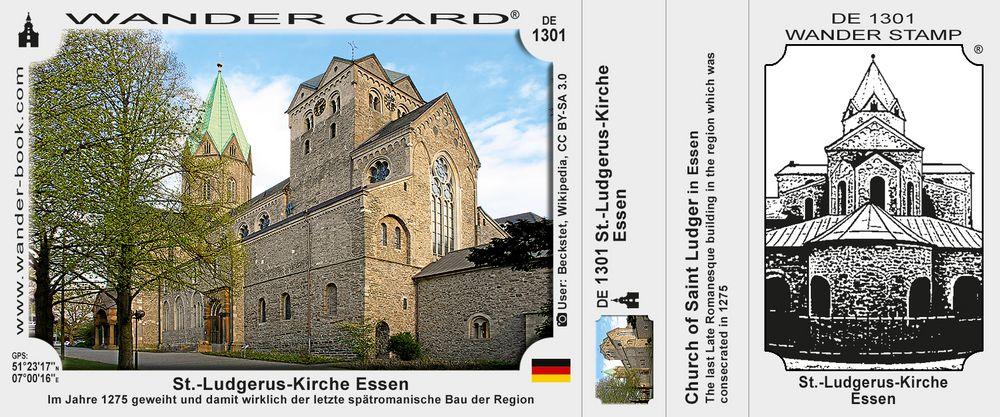St.-Ludgerus-Kirche Essen