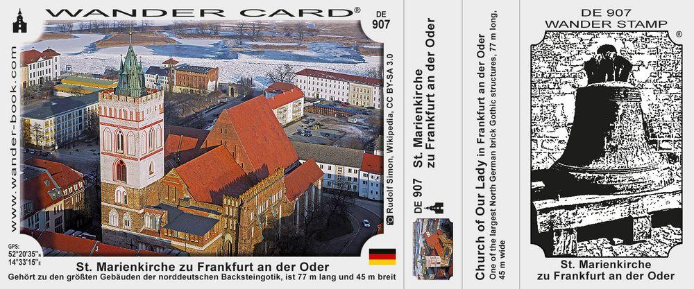 St. Marienkirche zu Frankfurt an der Oder