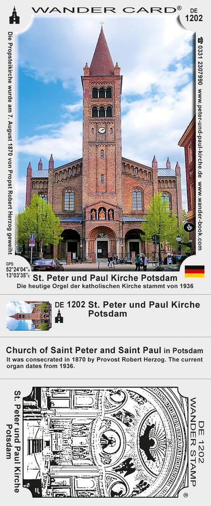 St. Peter und Paul Kirche Potsdam