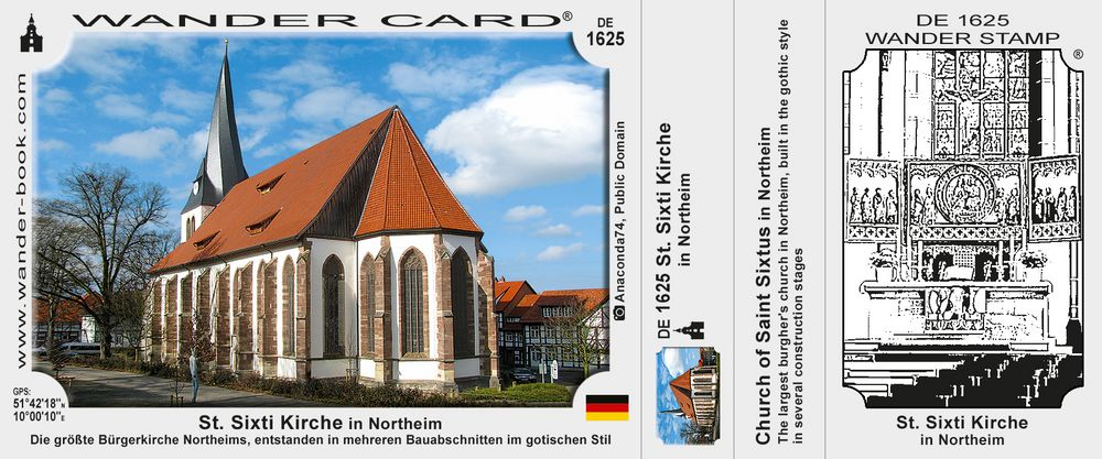 St. Sixti Kirche in Northeim