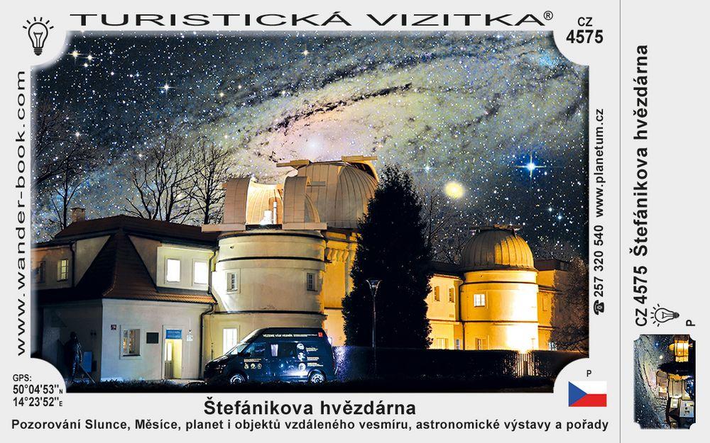Štefánikova hvězdárna