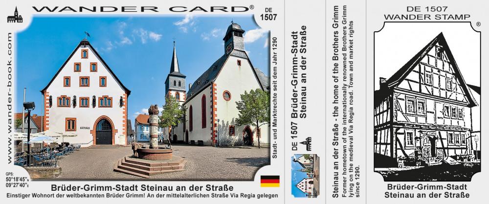 Brüder-Grimm-Stadt Steinau an der Straße