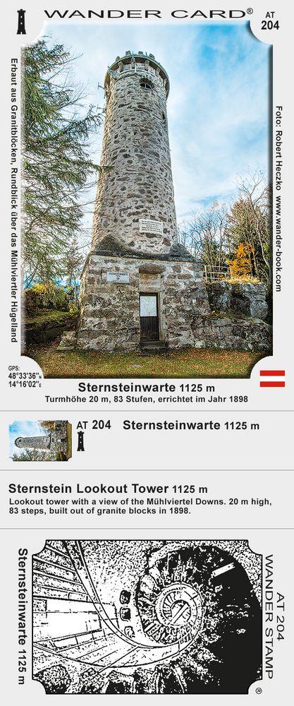 Sternsteinwarte