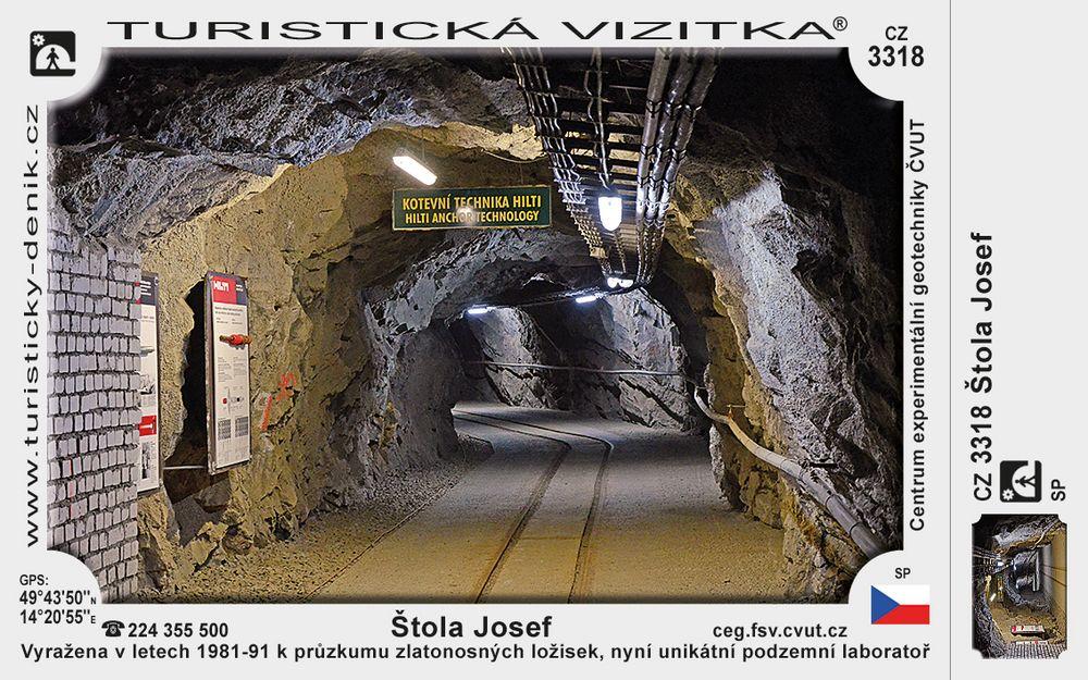 Štola Josef