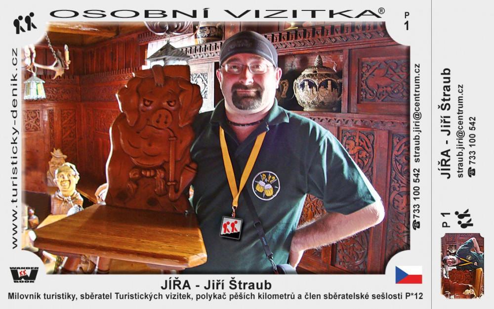 Štraub Jiří - Jířa