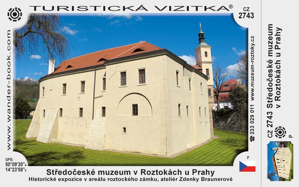 Středočeské muz.v Roztokách u Prahy