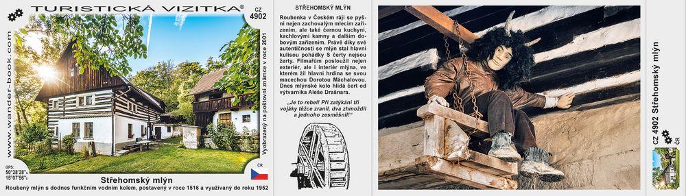 Střehomský mlýn