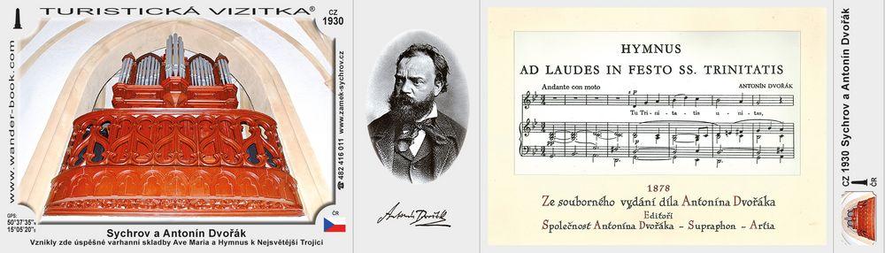 Sychrov a Antonín Dvořák