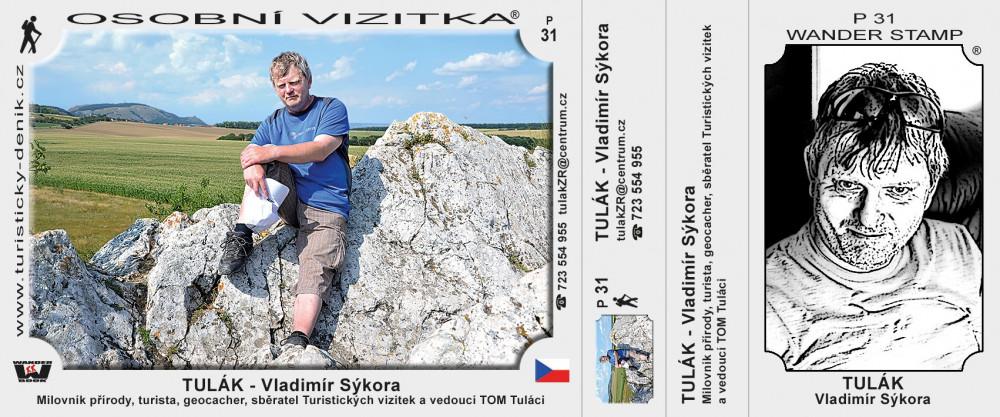 Sýkora Vladimír - TULÁK
