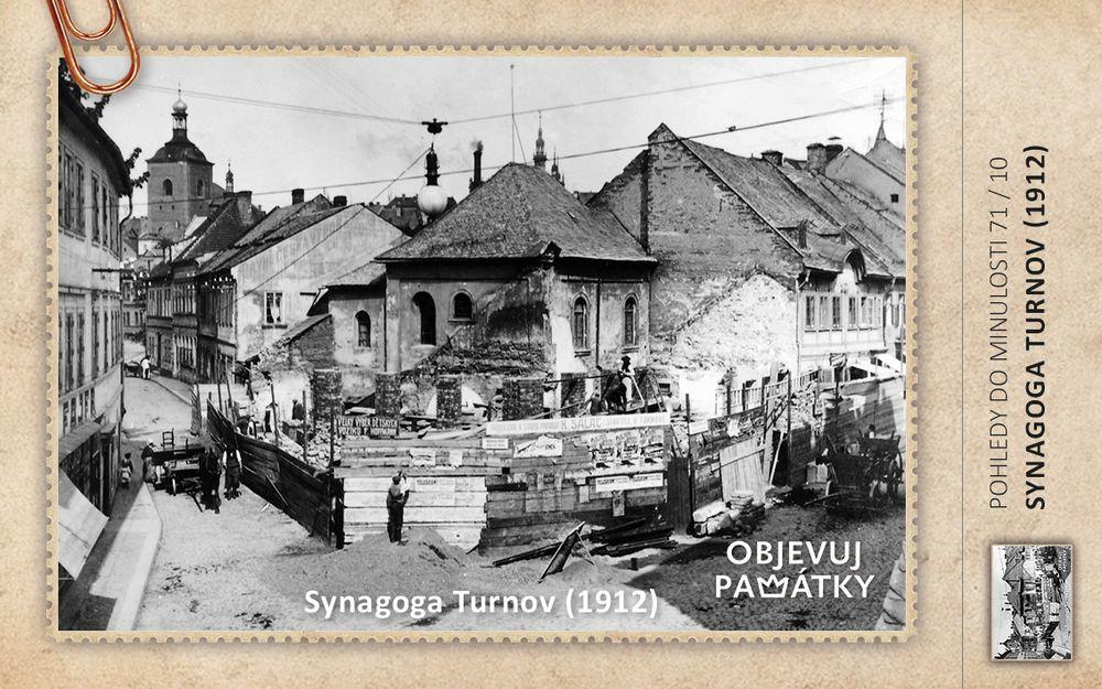 Synagoga Turnov (1912)