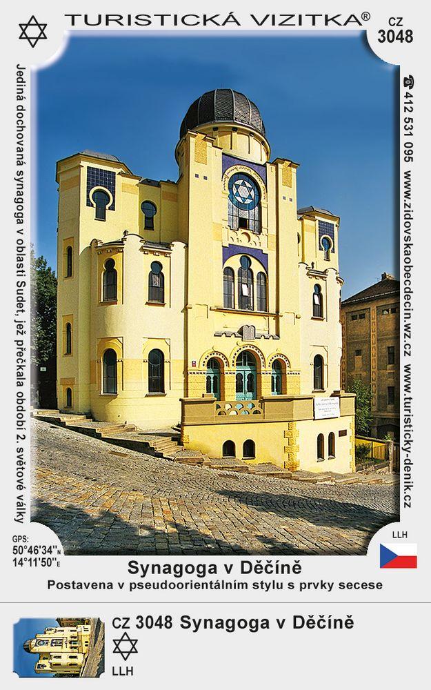 Synagoga v Děčíně