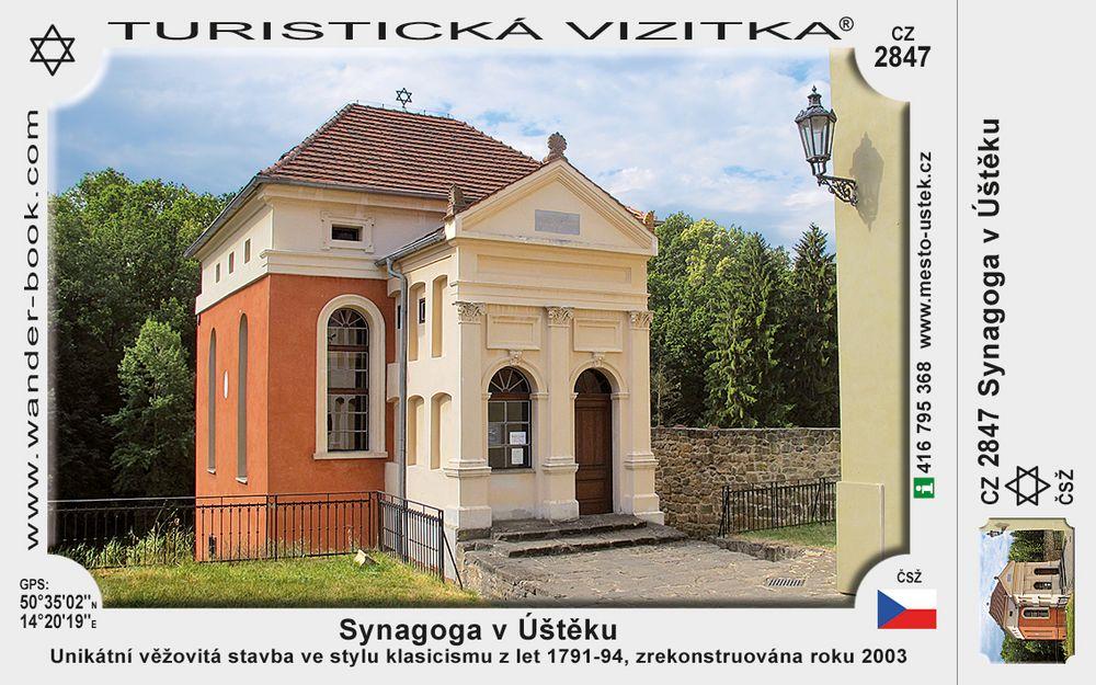 Synagoga v Úštěku