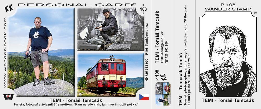 TEMI - Tomáš Temcsák