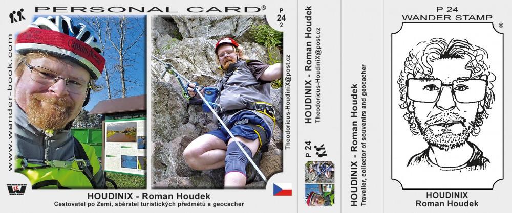 HOUDINIX -  Roman Houdek