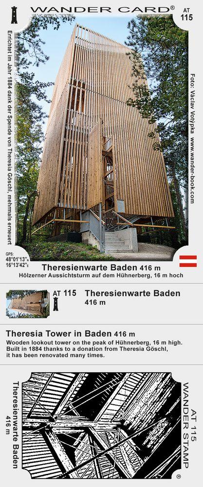 Theresienwarte Baden