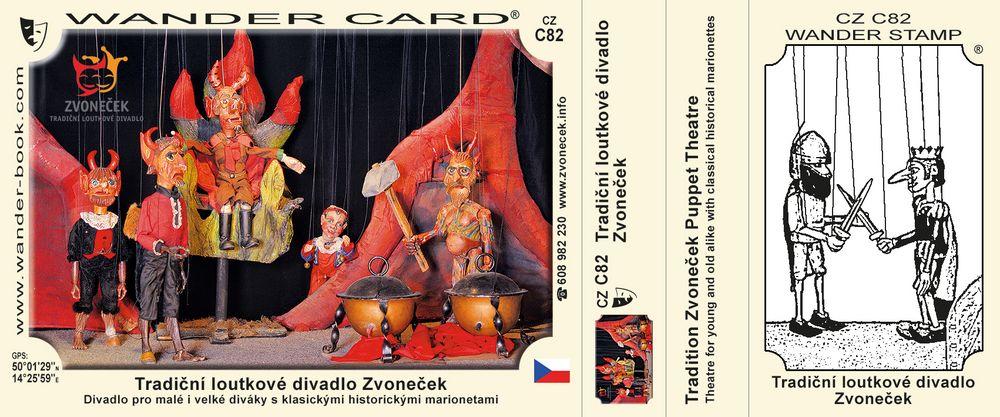 Tradiční loutkové divadlo Zvoneček