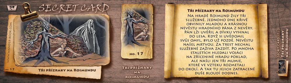 Tři přízraky na Roimundu