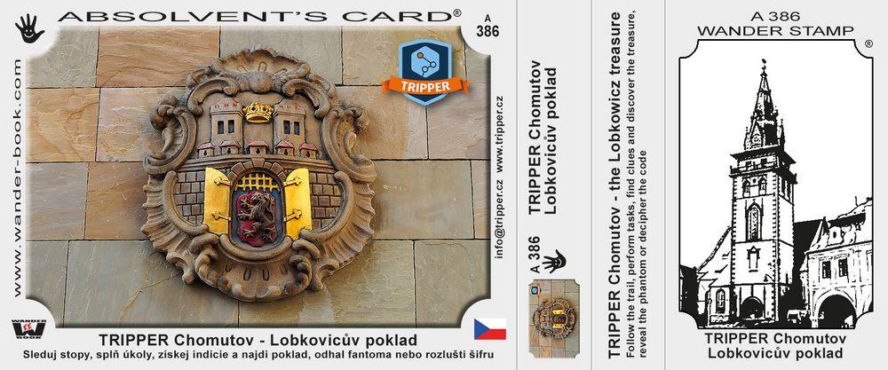 Tripper Chomutov Lobkovicův poklad