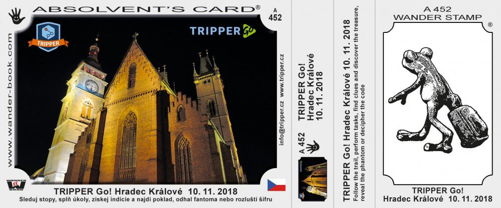 TRIPPER Go! Hradec Králové  10. 11. 2018