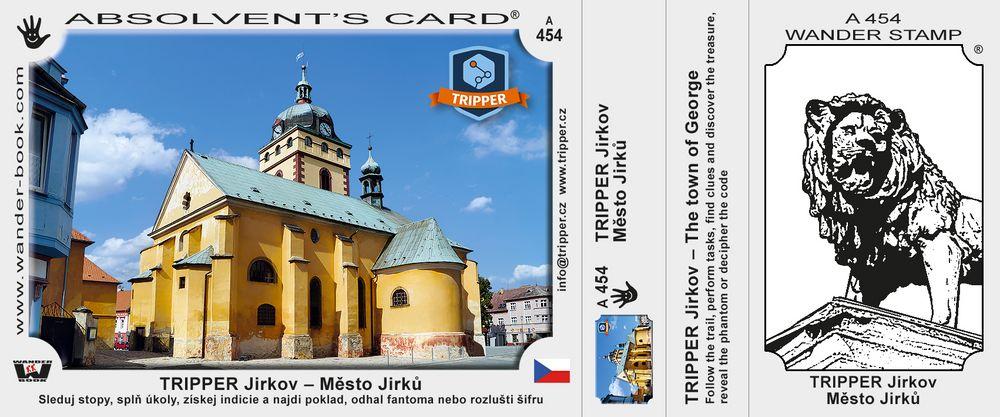 TRIPPER Jirkov – Město Jirků