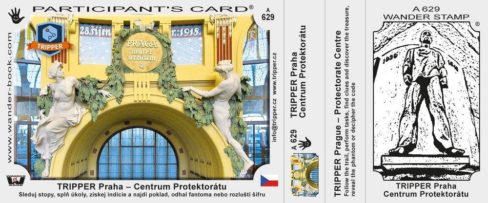 TRIPPER Praha – Centrum Protektorátu