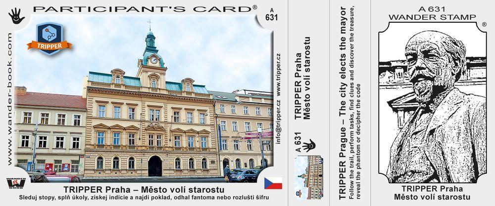 TRIPPER Praha – Město volí starostu