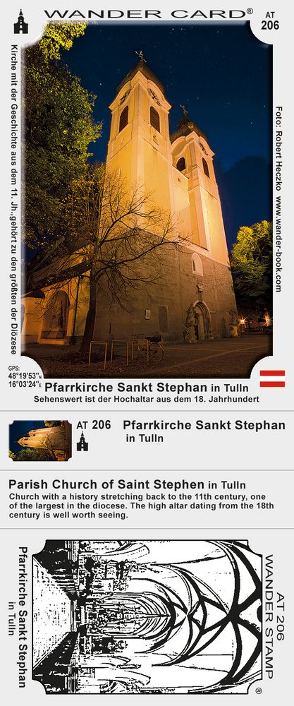 Pfarrkirche Sankt Stephan in Tulln