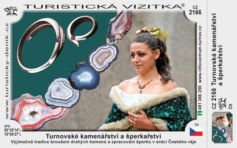 Turnovské kamenářství a šperkařství