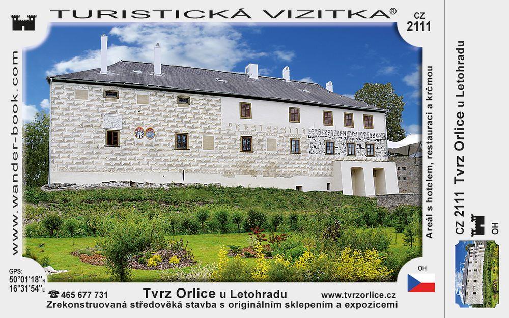 Tvrz Orlice u Letohradu