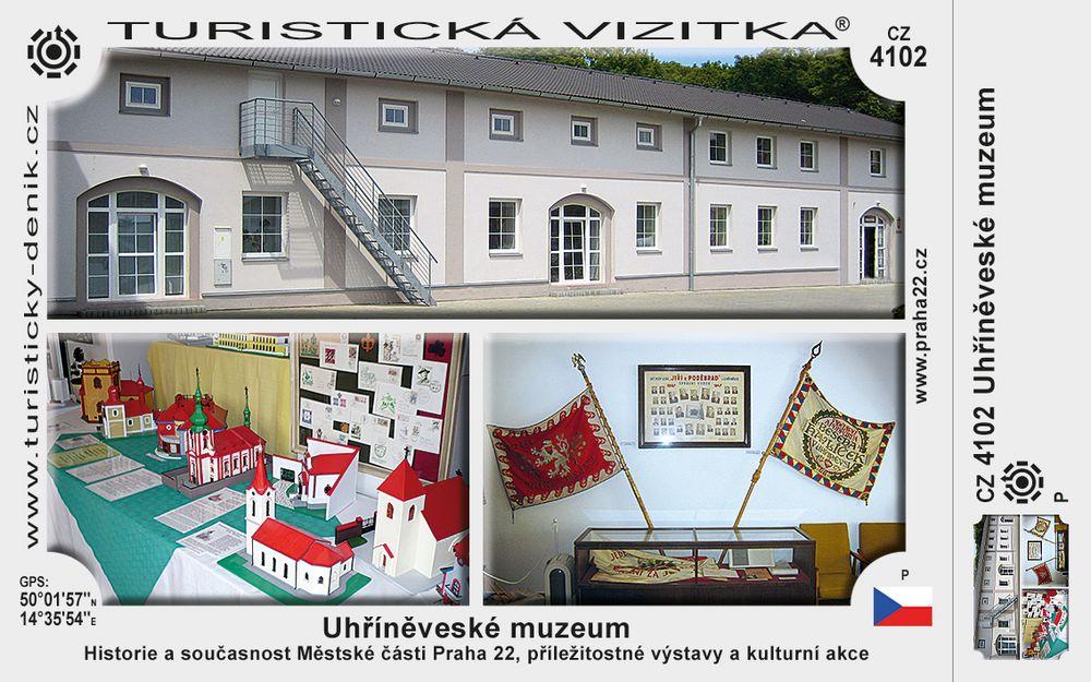 Uhříněveské muzeum