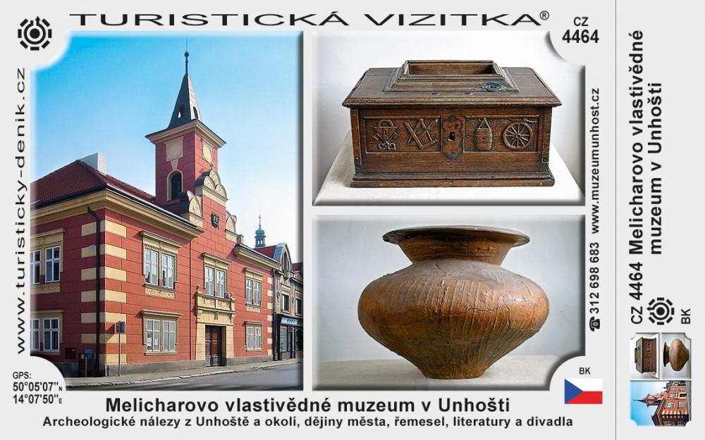 Unhošť Melicharovo muzeum
