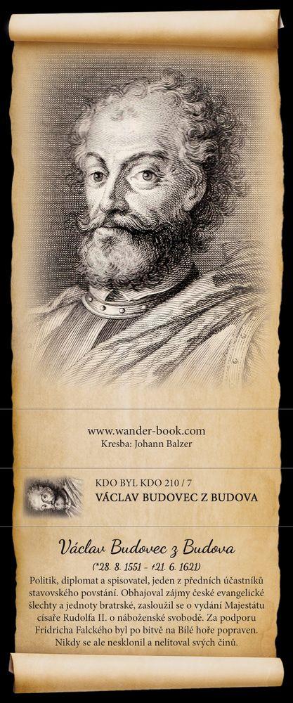 Václav Budovec z Budova