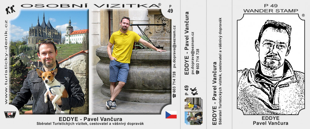 Pavel Vančura – EDDYE