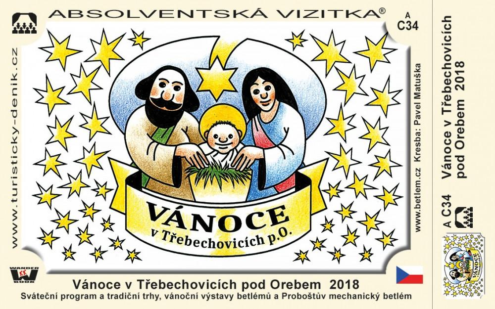 Vánoce v Třebechovicích pod Orebem  2018
