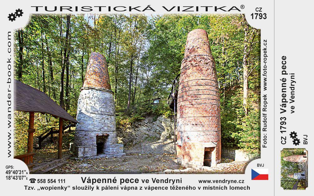 Vápenné pece ve Vendryni