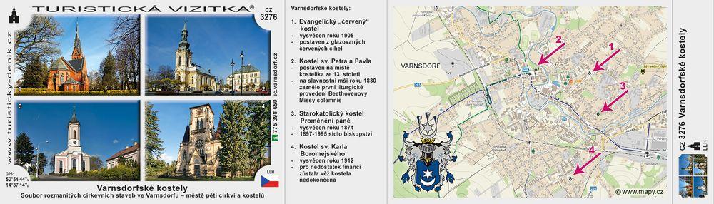 Varnsdorfské kostely